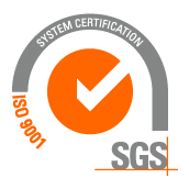 ISO 9001 SGS certificate