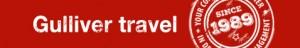 Gulliver travel logo
